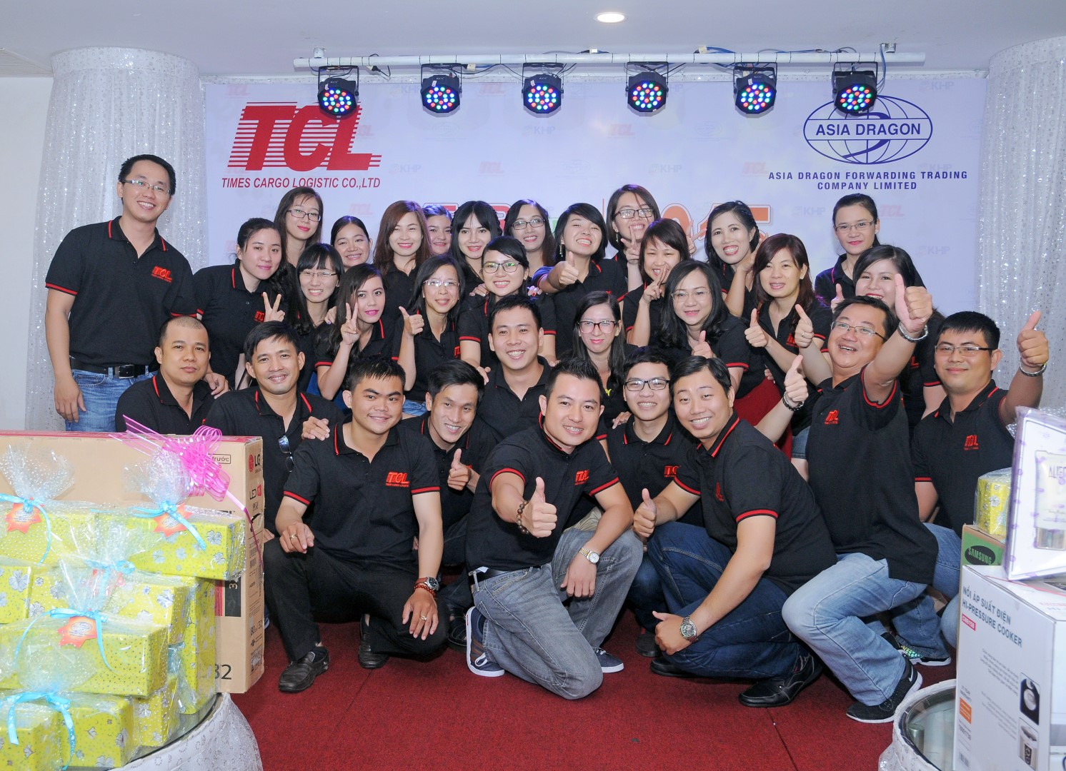 TCL 2015 Year end Party