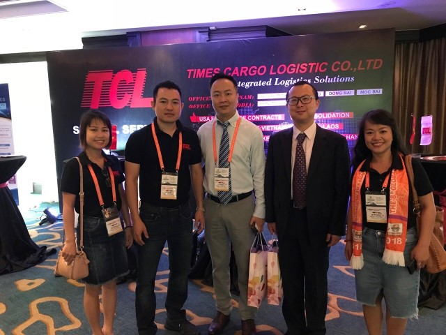 The 8th Global Freight Forwarders Conference 2018.