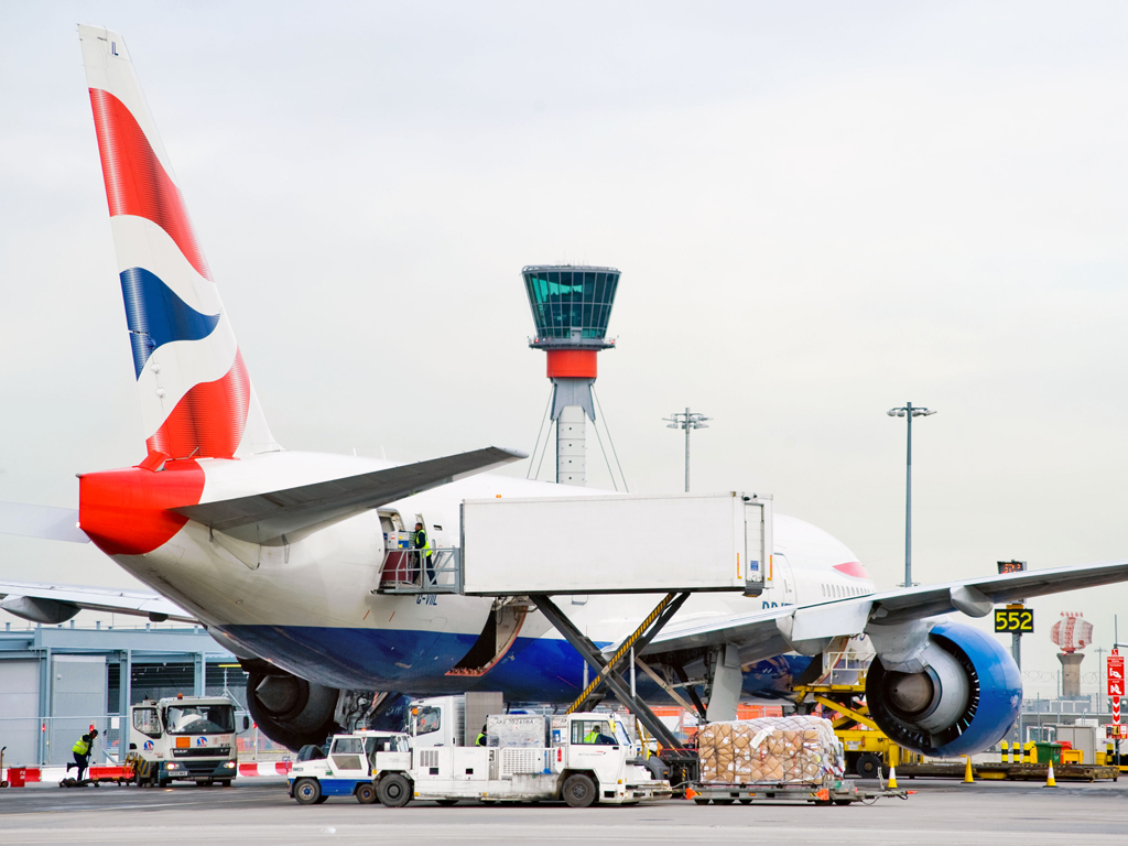 Siemens to equip air cargo facility at Heathrow